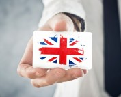Business card, Business English