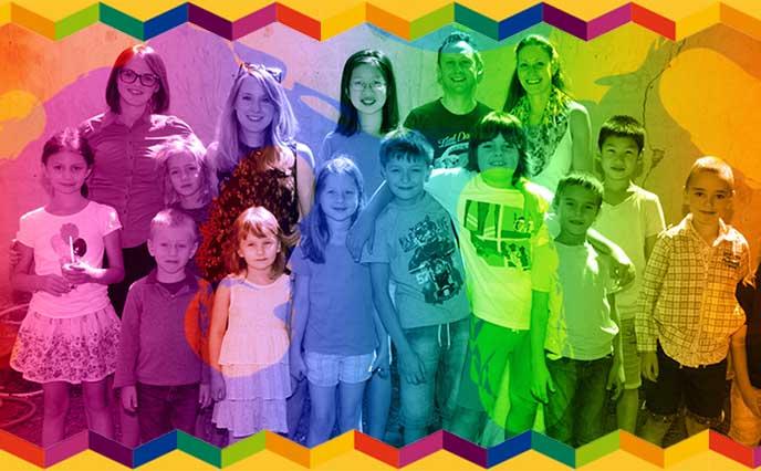 Лятното училище по английски е идеалното място за забавление и развитие на вашите деца