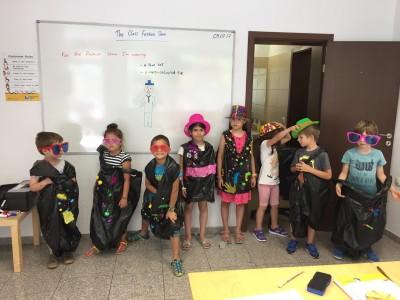 Забавления и образование в IH Sofia