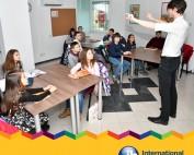 Открит урок за есенните курсове по английски език