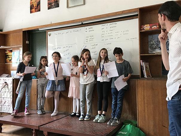 Частни уроци по английски език в държавните училища