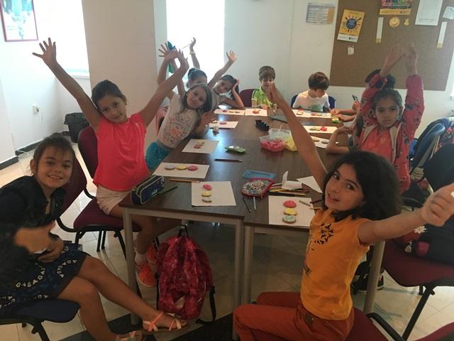 Лятно училище за деца
