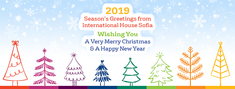 Коледни изненади и ваканция - International House Sofia