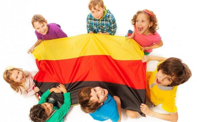 Уроци и курсове по немски език за деца и тийнейджъри