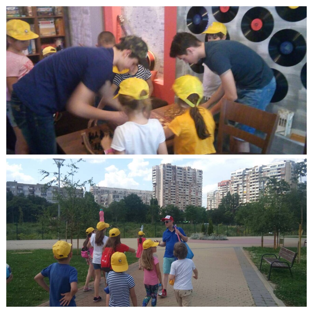 summer school with IH Sofia