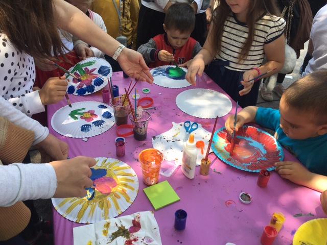 Easyart 2019 - лятно училище за деца с IH Sofia.
