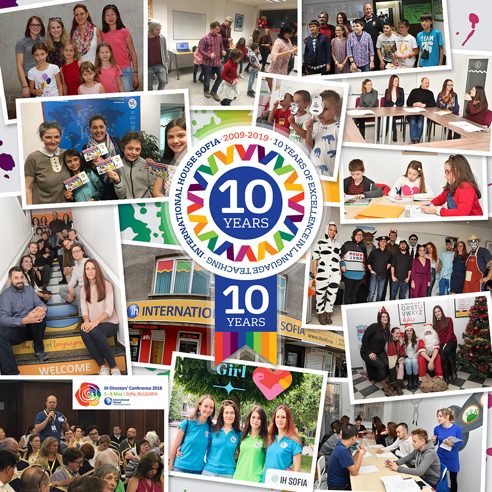 IH Sofia - 10 Years Of Excellence!